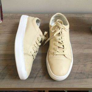Steve Madden Bounded Vegan Leather Tennis Shoes